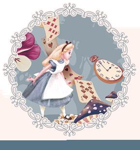 Alice ふしぎの国のアリス