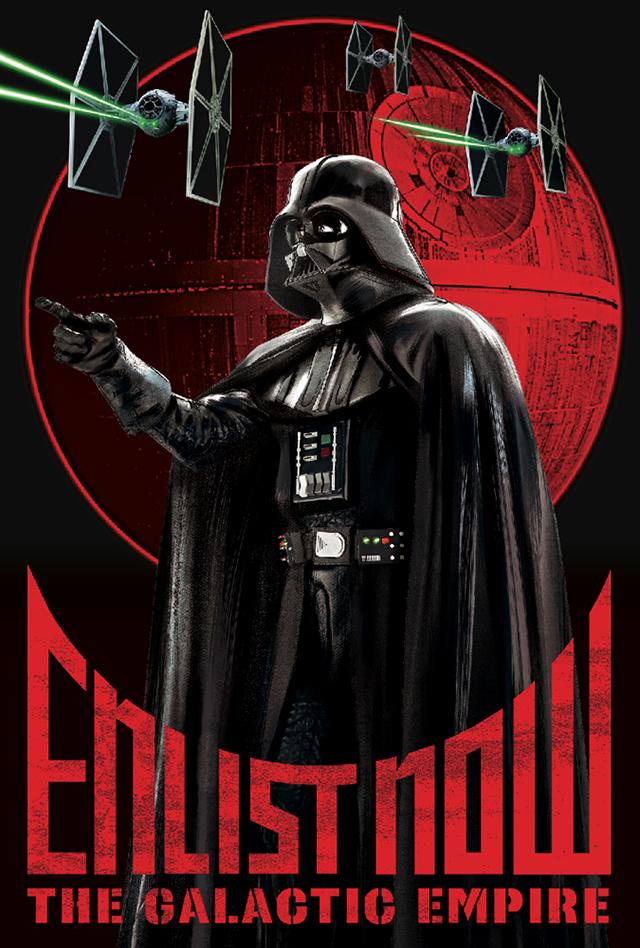 3Dポストカード Star Wars スター・ウォーズ ローグワン DARTH VADER