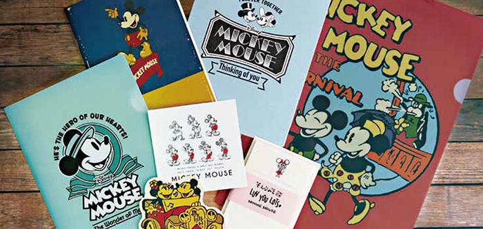 ミッキーマウス生誕90周年商品