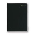 B6サイズ 1ヶ月ブロック MENT V2400:BLACK