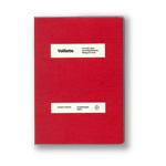 B6サイズ 1ヶ月ブロック VICE V2405:RED