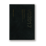 A5サイズ バーチカル YET V2424:BLACK