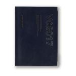 A5サイズ バーチカル YET V2426:NAVY