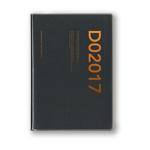 A5サイズ 1週間+横罫 MOTIVE V2436:BLACK