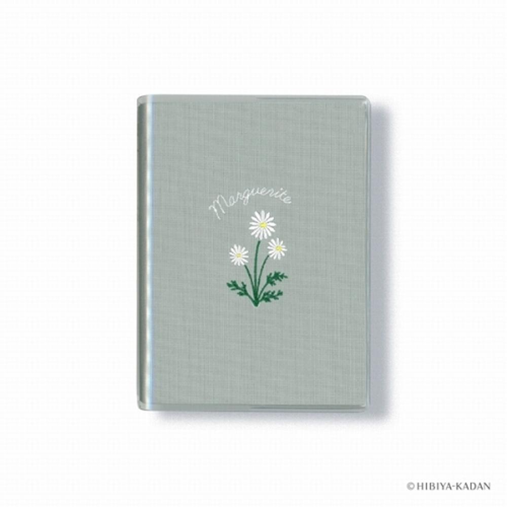 花ことば日記 1日1ページ B7 マーガレット R2261