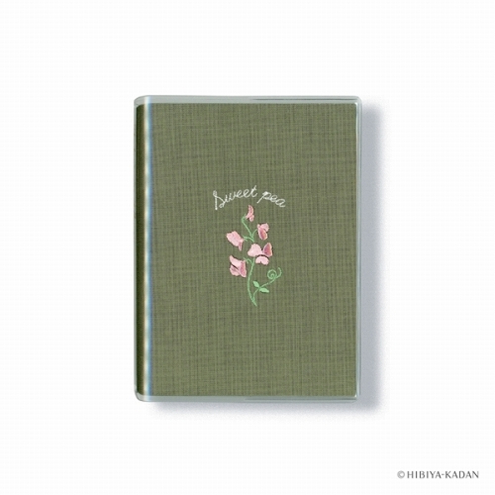 花ことば日記 1日1ページ B7 スイトピー R2262