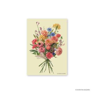 日比谷花壇 ポストカード ダリア1 N7713