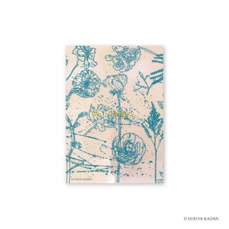 日比谷花壇 ポストカード バラ N7718