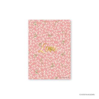 日比谷花壇 ポストカード カスミソウ N7722