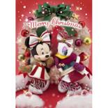 sisa 3Dポストカード ガールズクリスマス S3638