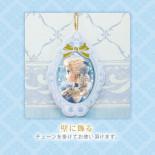 3Dグリーティングカード アナ雪 エルサ Beautiful Frame card S2421