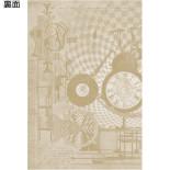 3Dポストカード アリス・イン・ワンダーランド/時間の旅 マッドハッター S3724