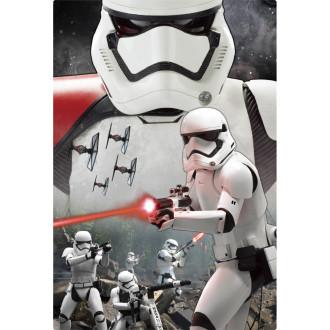 3Dポストカード スター・ウォーズ/フォースの覚醒 ファースト・オーダー ストームトルーパー Shooting Weapons S3711