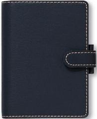 フリーシステム手帳(6穴ミニ) ハンセン ブラック K7000
