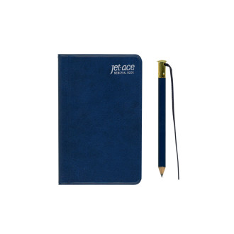 ジェットエース 鉛筆付 紺 A1145