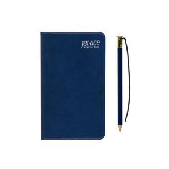 ジェットエース 鉛筆付 紺 A1146