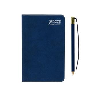 ジェットエース 鉛筆付 紺 A1147