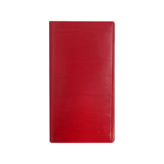 Handy pick Cover <SMALL> リアルレザー レッド C7452
