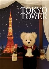 sisa 3Dポストカード 東京タワー S3033