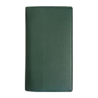 Handy pick <LARGE> Rich Journal(4冊セットタイプ)レジーナカーフ グリーン C7972