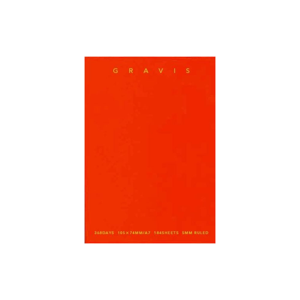 GRAVIS A7 オレンジ R2116