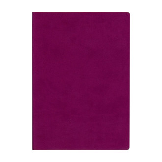 Signature Notebook A5 Purple N75171 R4006
