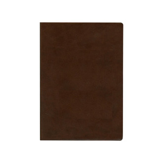 Signature Notebook A6 Brown N76177 R4017