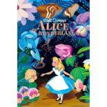 3Dポストカード 不思議の国のアリス アリス
