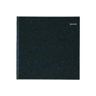 リエールノート journal: スクエア ブラック R1238