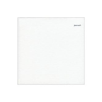 リエールノート journal: スクエア ホワイト R1239