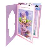 3Dグリーティングカード Dressing Room For Violets S2415