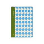 ドット手帳 ブック ブルー B3502