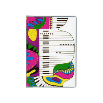 ドット手帳 ピアノ B3533