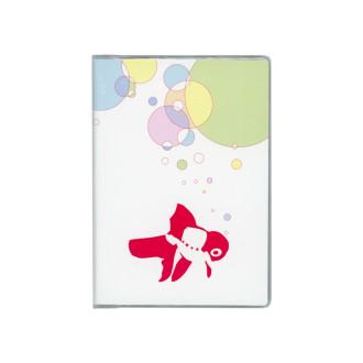 ドット手帳 金魚 B3536