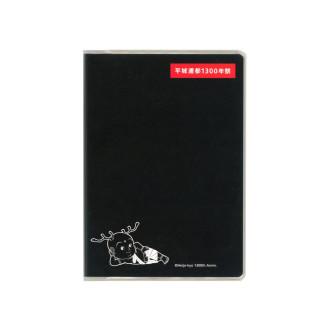 ドット手帳 せんとくん手帳 ブラック B3542