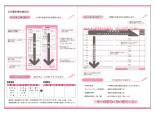 かんたんな家計簿 B5 ピンク J1242