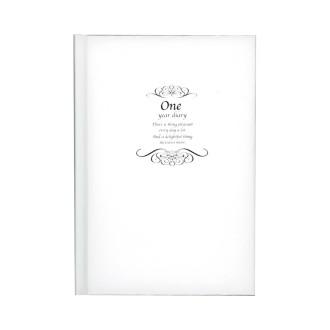 One Year Diary B6 ホワイト R2132