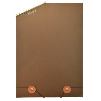 Grattis(グラッティス) A4 dark brown R1354