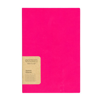 Signature Notebook A5 Magenta N75178 R4052