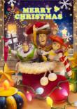 sisa 3Dポストカード トイストーリークリスマス S3630