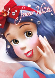 sisa 3Dポストカード クローズアップシリーズ 白雪姫 S3660