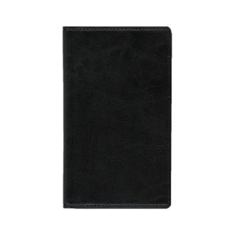 ハンディピックカバー スモールサイズ 本革 ブラック