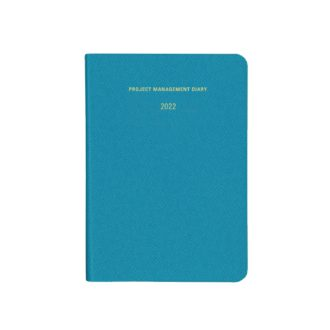 2021年4月始まり ミル MILL E9463 NEON マネジメント B6 ターコイズブルー