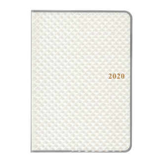 2020年1月始まり ミル MILL E7483 マネジメント JEWEL B6 パールホワイト