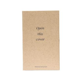 アニバーサリー手帳用 1冊箱