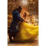 3Dポストカード 美女と野獣 Bell & Beast