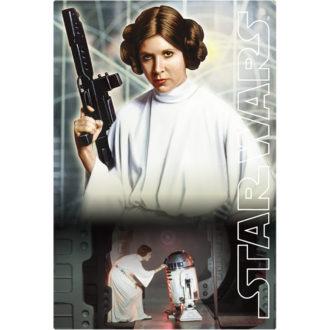 3Dポストカード STAR WARS スター・ウォーズ オリジナル・トリロジー Princess Leia