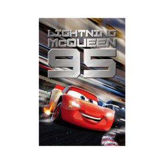 3Dポストカード カーズ3/クロスロード 001 Lightning McQueen