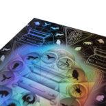 ファンタスティック・ビーストと魔法使いの旅 B6ノート Pattern Design