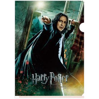 3Dクリアファイル ハリー・ポッター Severus Snape
